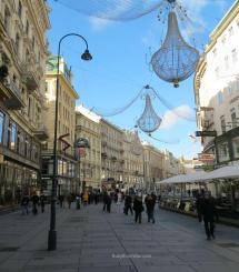 Vienna Austria Downtown