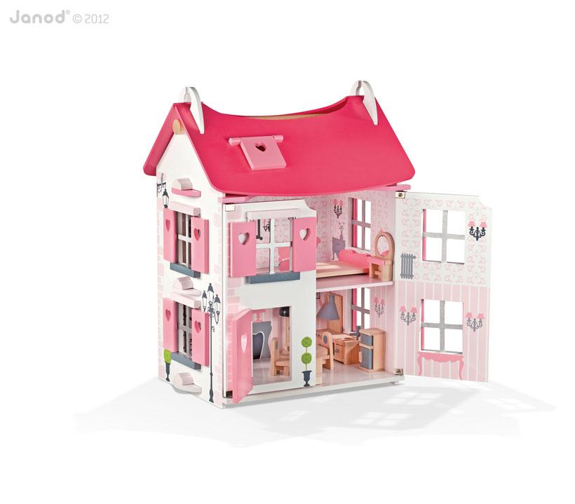 Mademoiselle Casa delle Bambole