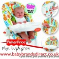 Fisher price high chairs easy clean high chairs fisher price