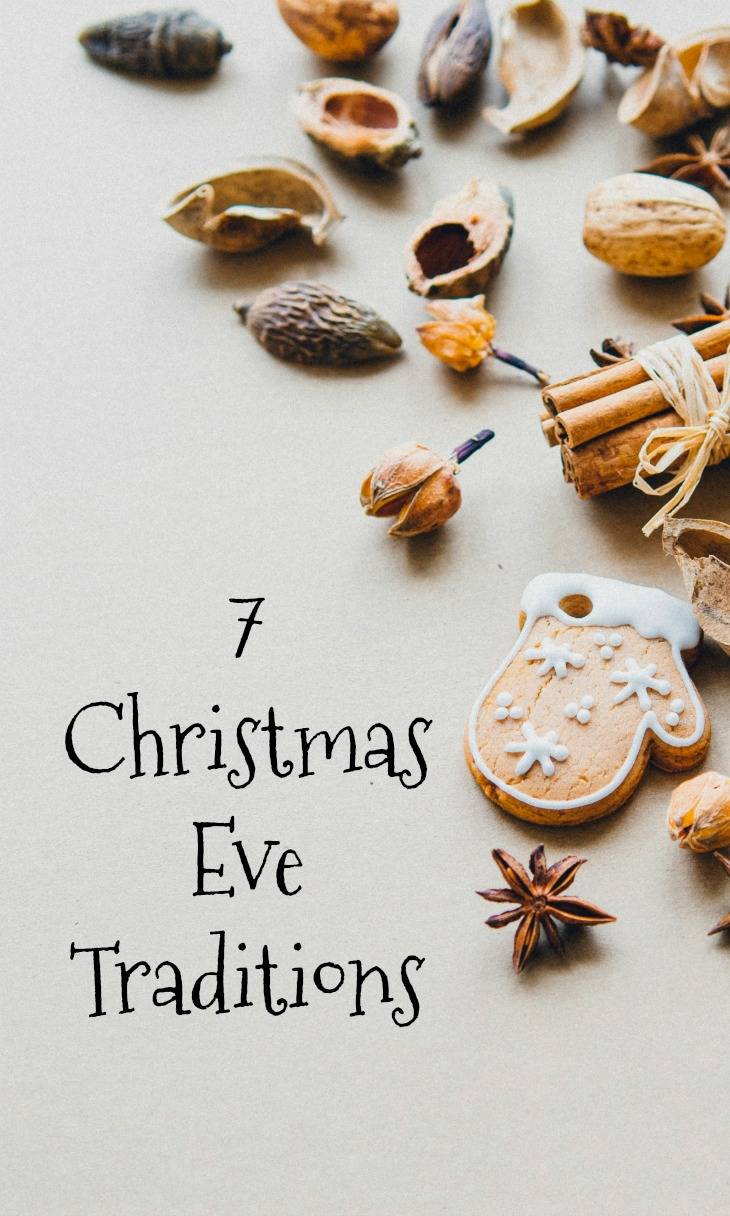 7 Christmas eve traditions