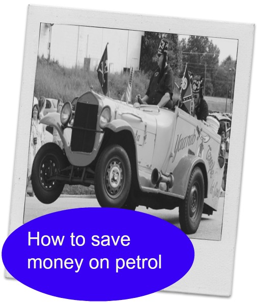 how to save money on petrol, how to save money on fuel