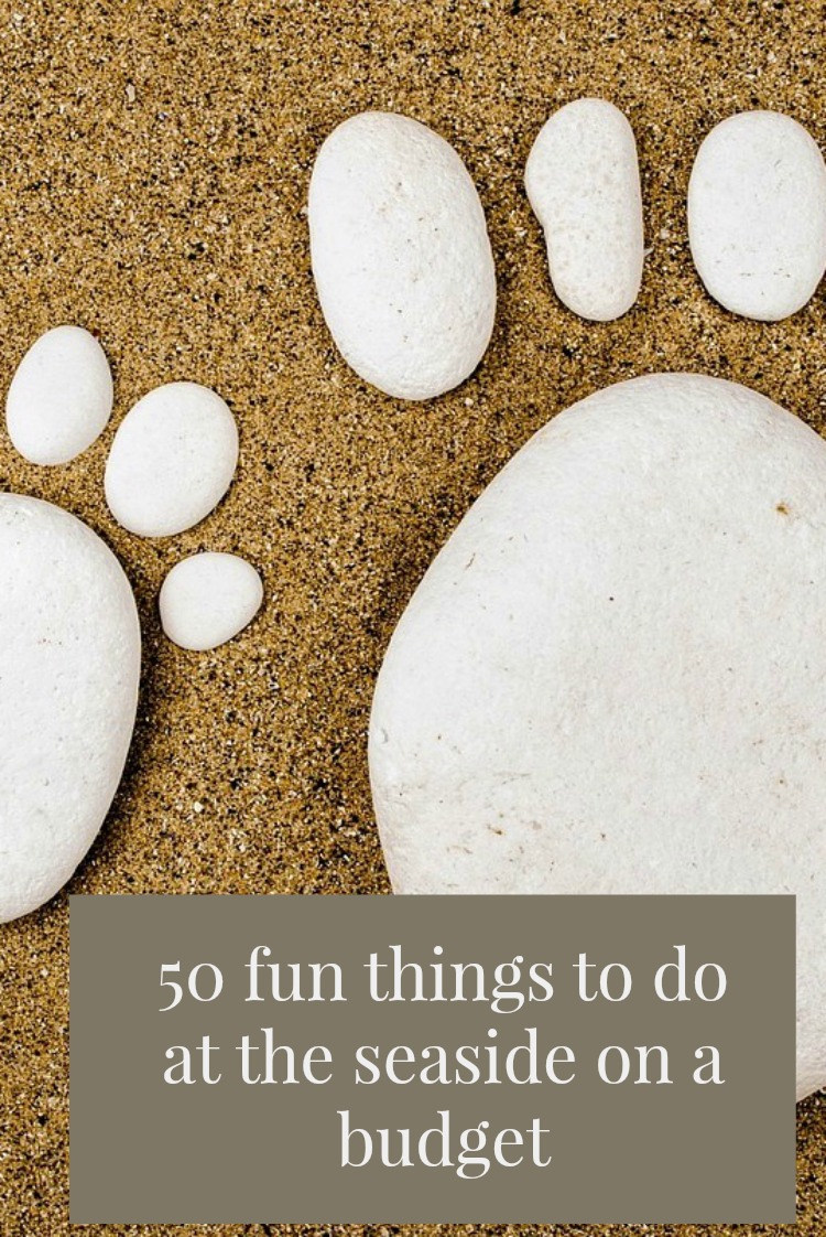 50 fun things to do at the seaside on a budget, things to do at the seaside