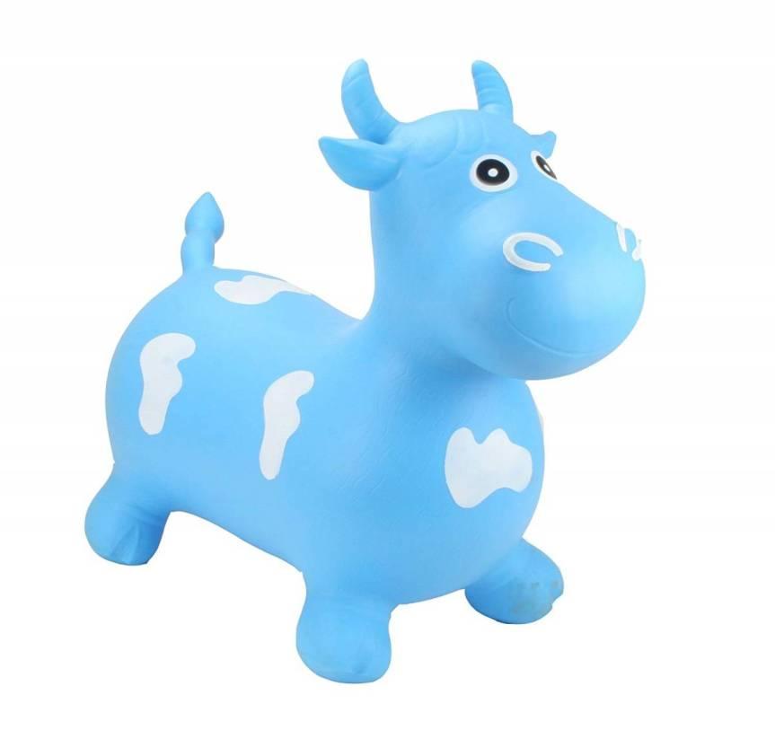 Win a Happy Hopperz Blue Bull