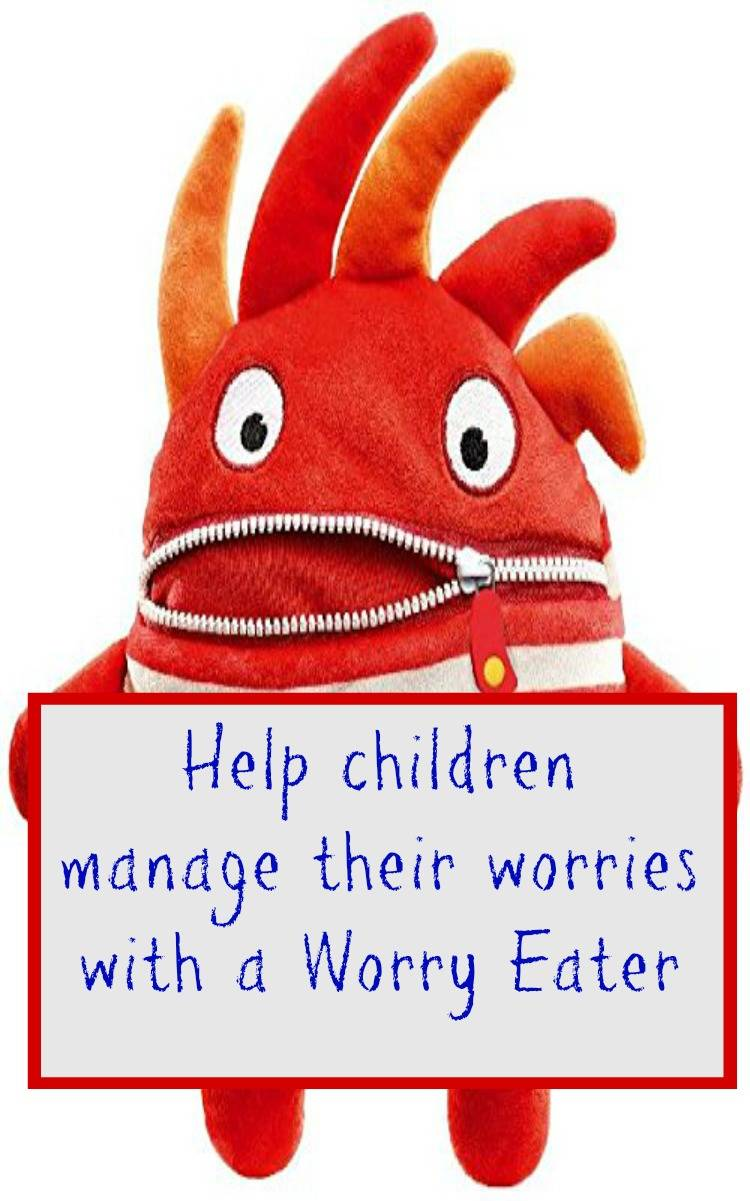 help children manage their worries, worry eaters review