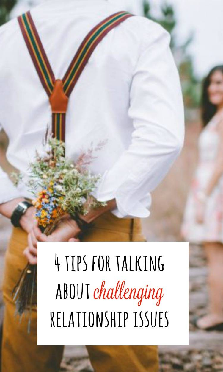 challenging relationship issues