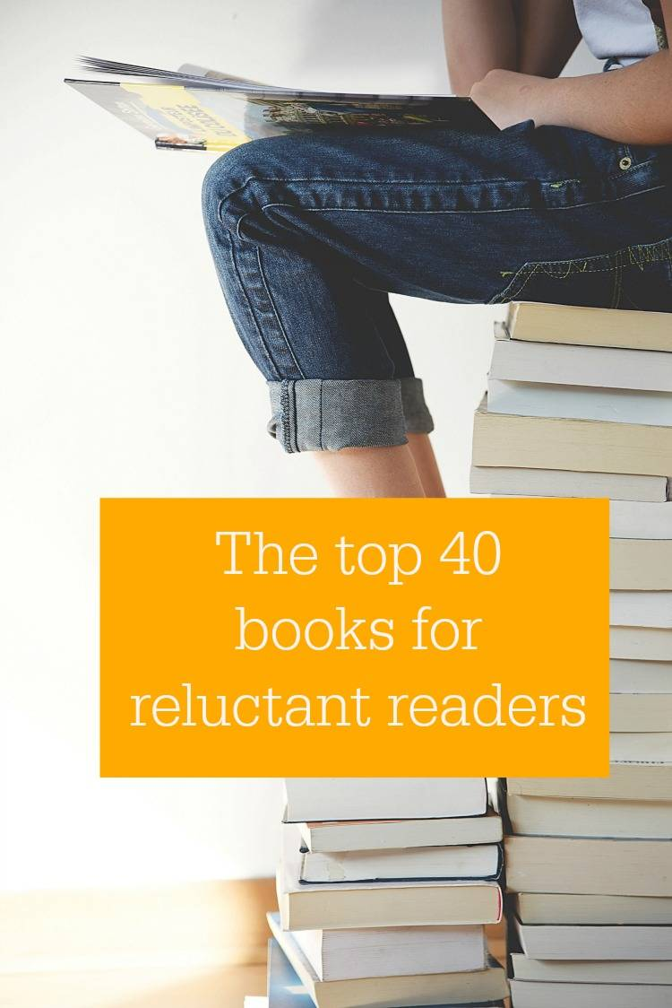 best books for reluctant readers