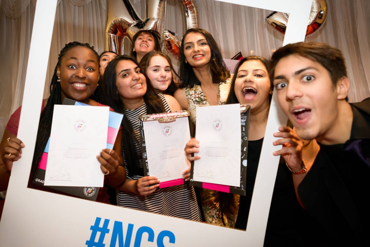 The best summer project ever for teenagers, NCS