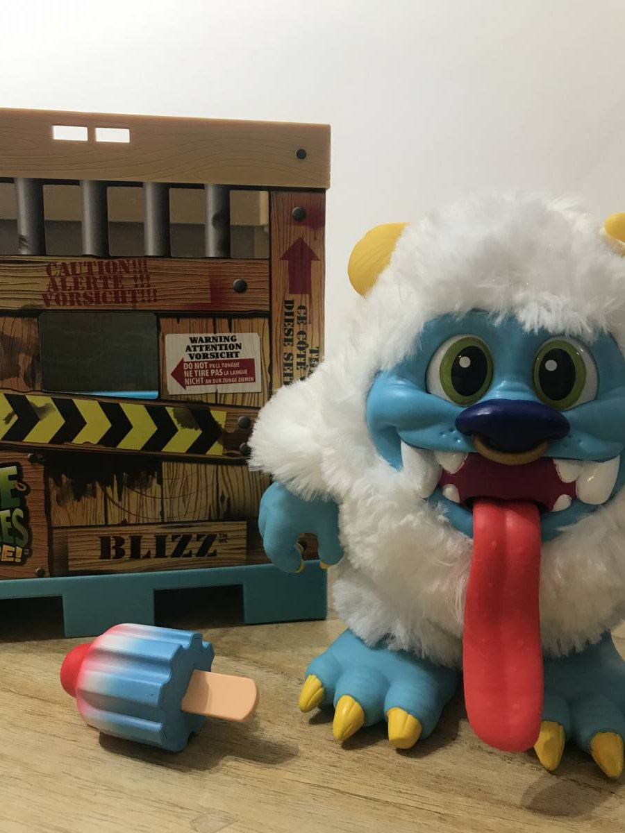 Blizz Crate Creatures Surprise Review