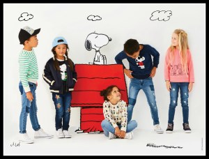 Cotton On Kids Snoopy Range