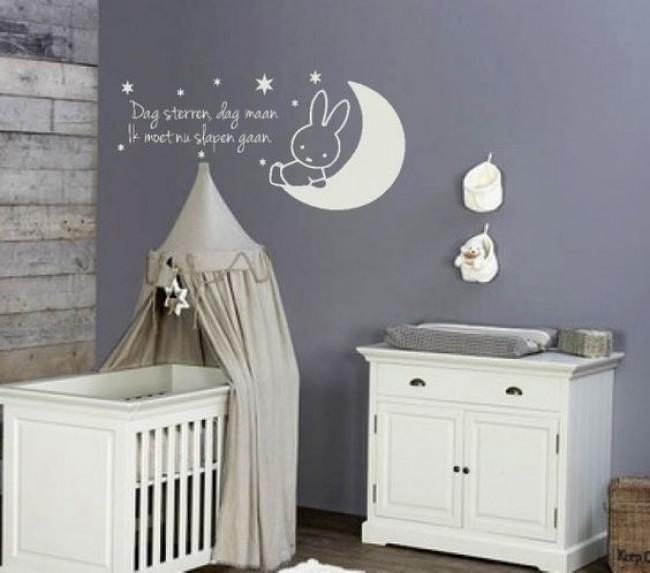 Inspiratie 13x de mooiste babykamers