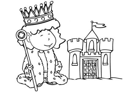 prince coloring pages # 10