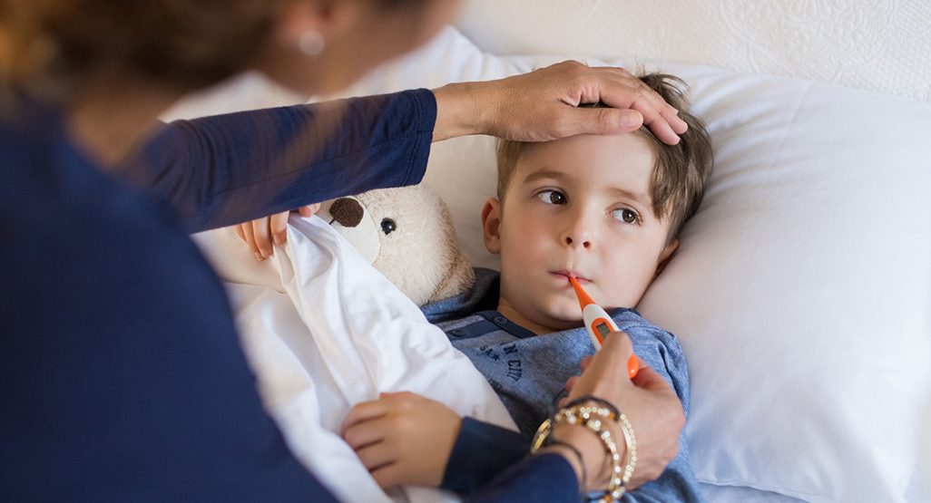 Fever in babies and children | BabyCenter