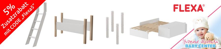 Möbel der Möbelserie Flexa White schnell und günstig ...