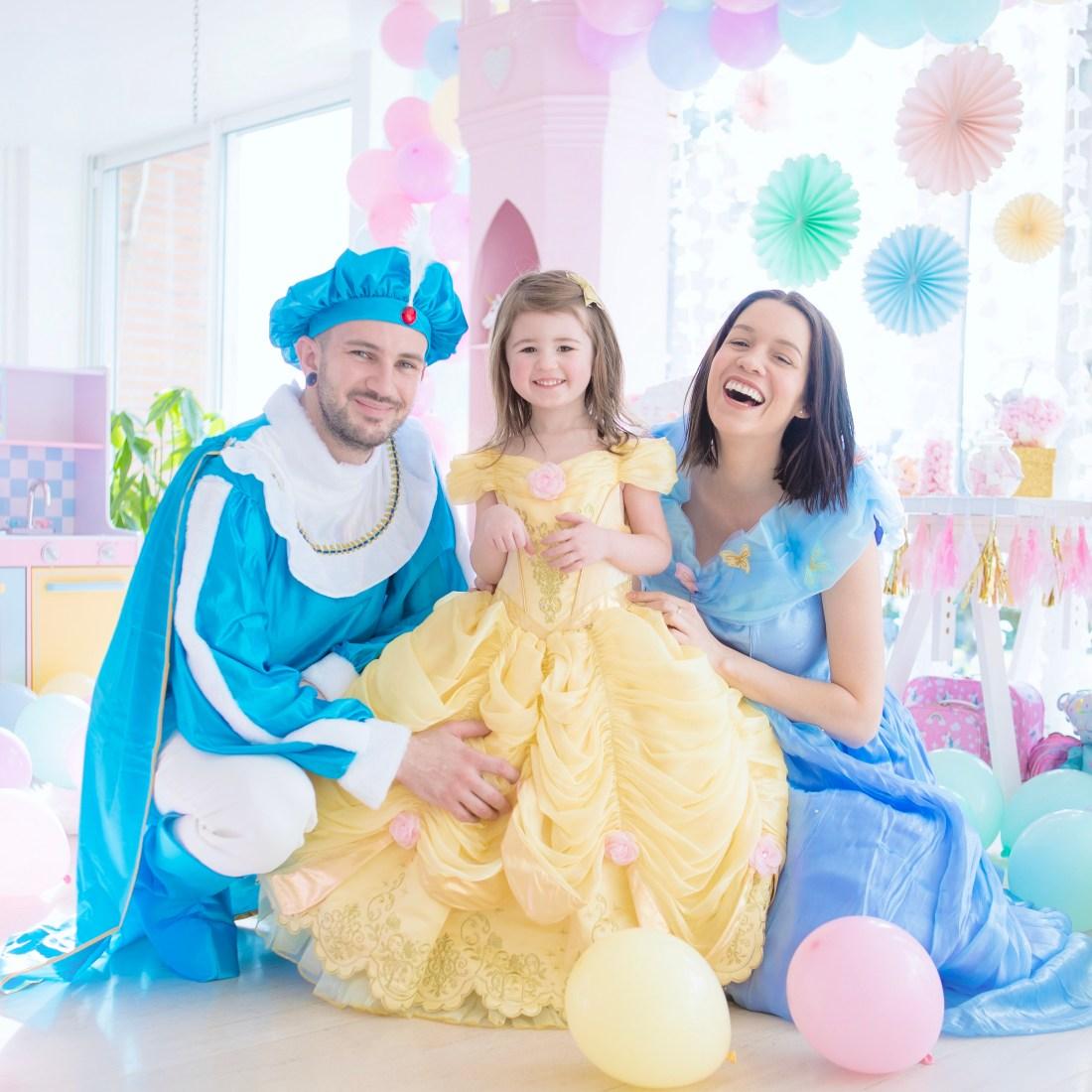 déguisement anniversaire funidelia princesse