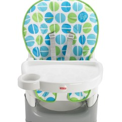 Fisher Price Booster High Chair Dining Room End Chairs Great On Spacesaver Highchair Babycity