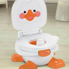 Fisher Price Duck Potty Chair Swing Garden Ireland Potties, Seats & Step Stools