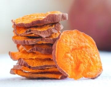 20 merende dietetiche e sane per bambini - chips patate