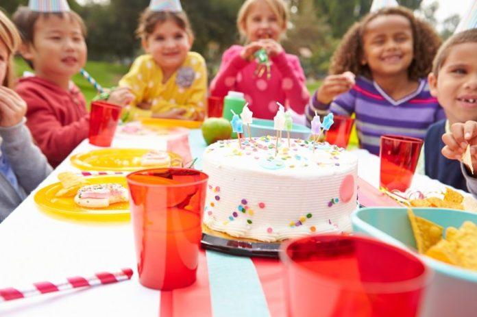 Inviti per il compleanno del bambino - l'etiquette - solo bambini compleanno 2