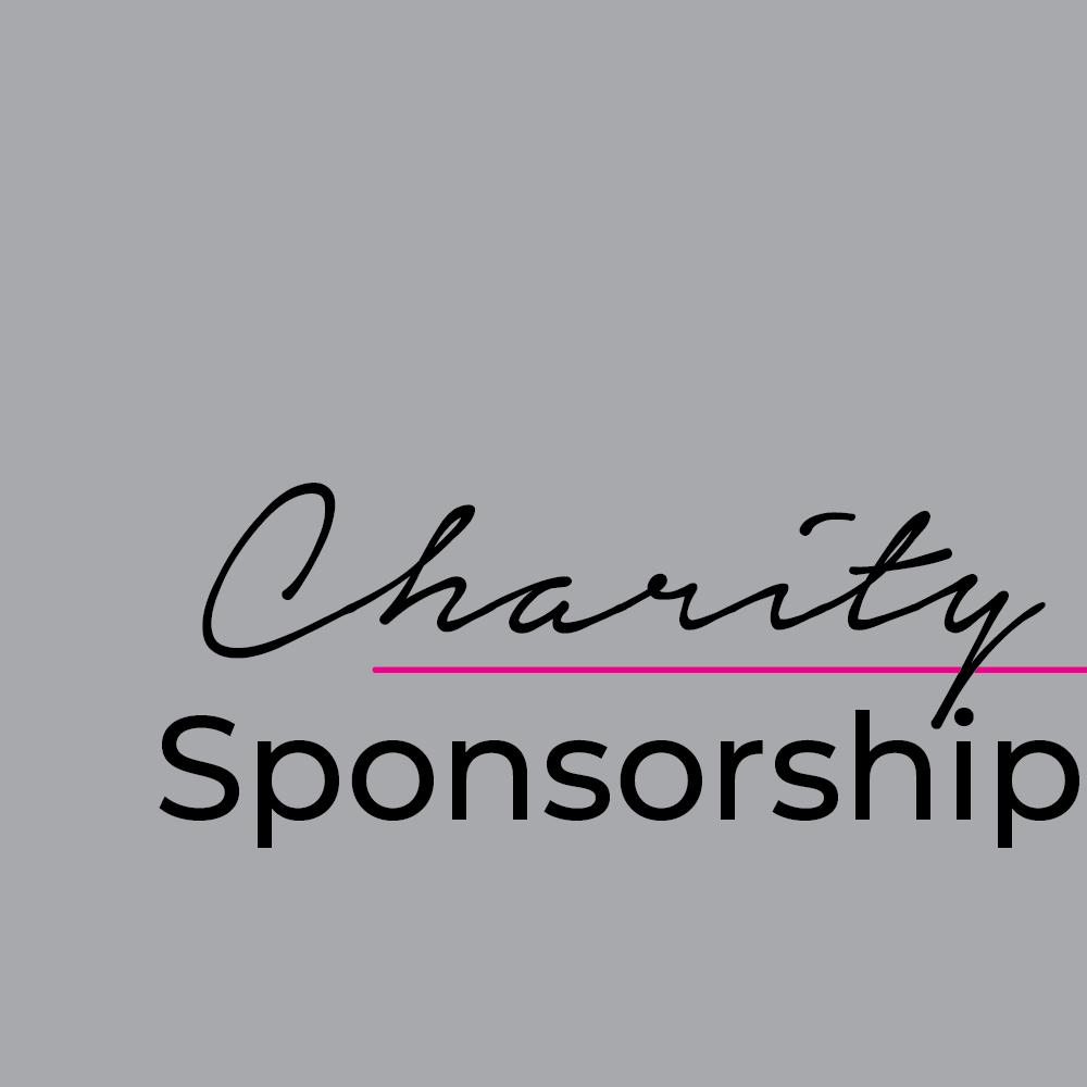 Charity Sponsorship