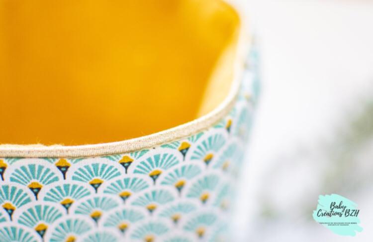 Panier de rangement /à tissus /À personnaliser Cadeau original /à offrir Choississez le pr/énom de votre choix