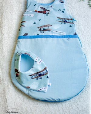 gigoteuse turbulette bébé naissance cadeau fait main artisanal créatrice