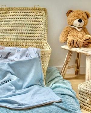 couverture-deux-tissus-gaze-coton-bébé-enfant-douce-chaude-création-artisanale-fait-main-francais