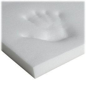This Cozy Visco Elastic Memory Foam Mattress Topper For A Crib Is Perfect Those Who Are Looking Extra Thickness To Provide Their Babies With