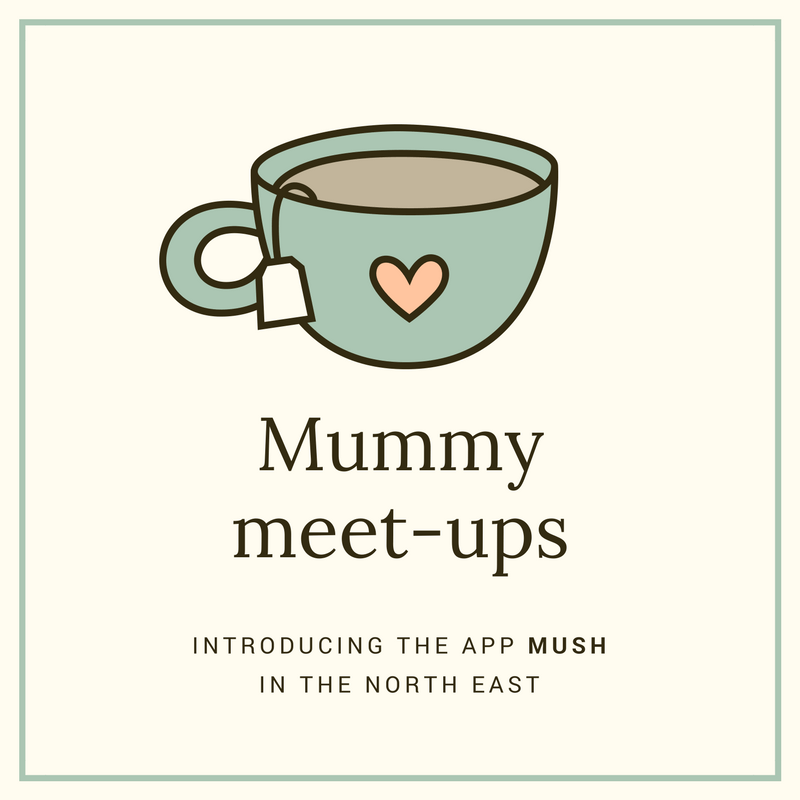 Mummy meet-ups in North Shields – May 2017