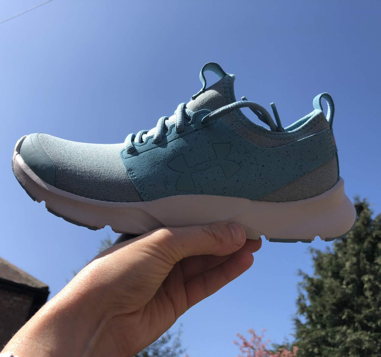 Under Armour trainer giveaway!