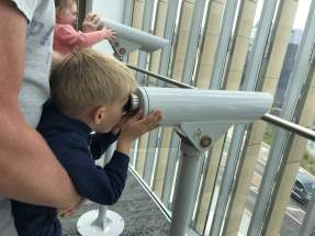 Telescope at The Word South Shields