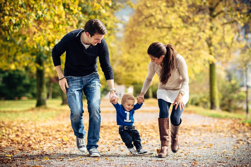 Familienfotos im Herbst  Alina Christos  Eneas