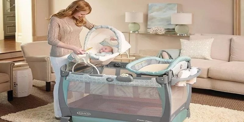 5 Ways to Use a Pack n Play For Infants