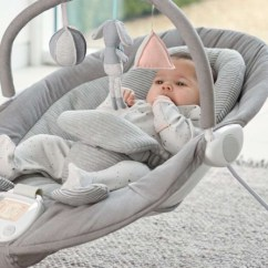 Swing Chair Mamas And Papas Cheap Glider Apollo Bouncer Review Babygearspot The Has Extra Padding For Optimal Comfort