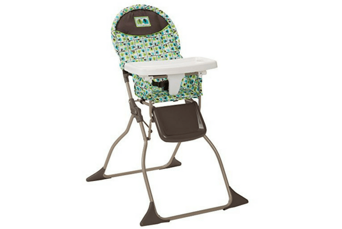 graco slim fold high chair target slipcovers best folding chairs babygearspot cosco simple