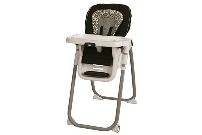 best folding high chair roman abs chairs babygearspot graco tablefit highchair