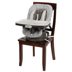 Small High Chair Steel Tan Best Chairs For Spaces Babygearspot Graco Swivi Seat 3 In 1 Booster
