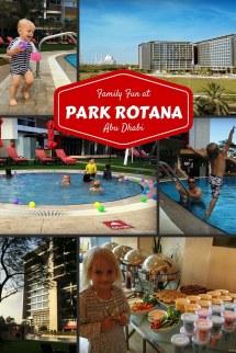 Park Rotana Abu Dhabi Welcomes Families