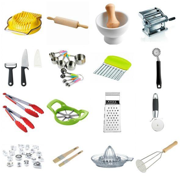 Montessori accessori di cucina per bambini per la vita