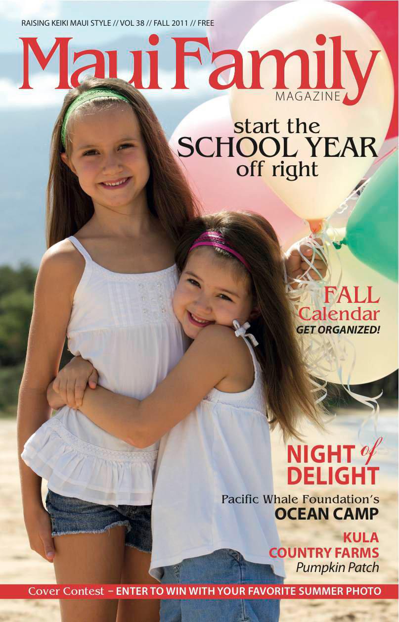 Baby Hawaii Photography LLC Blog  Maui Family Magazine