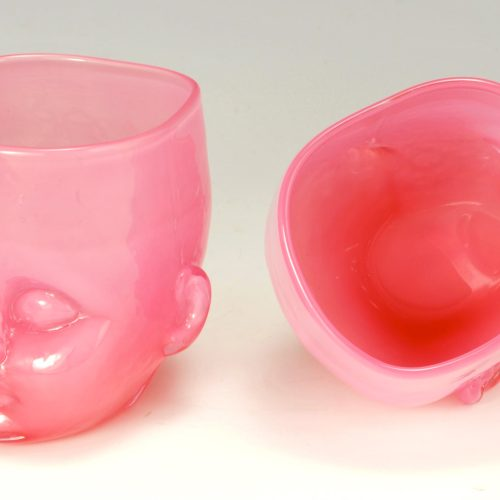 Baby Head Cup Pink