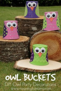 Owl Baby Shower Ideas - Baby Ideas