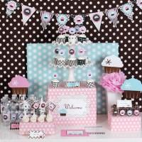 Cupcake Baby Shower Ideas - Baby Ideas