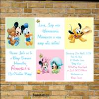 Disney Baby Shower Ideas