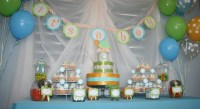 Turtle Baby Shower Ideas