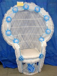 Choosing a Baby Shower Chair - Baby Ideas
