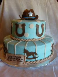 Western Baby Shower Ideas - Baby Ideas
