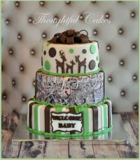 Camouflage Baby Shower Ideas - Baby Ideas