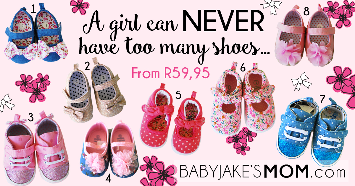 Why baby shoes are not a waste of money