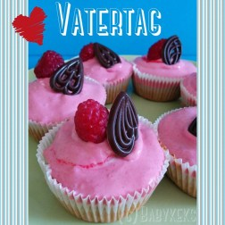 Vatertags Cupcakes