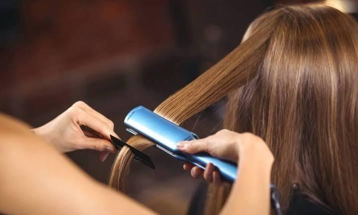 طريقة استخدام مكواة فرد الشعر بيبي ليس